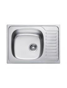 Кухонная мойка Fabiano 580-485 микродек. (0,80)