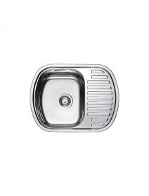Кухонная мойка Fabiano 630-490 микродек. (0,80)
