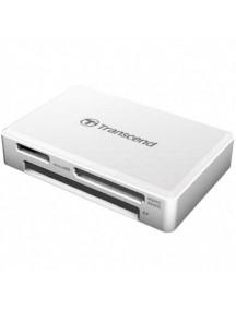 Картридер/USB-хаб Transcend TS-RDF8W2