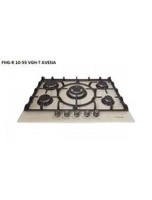 Газовая поверхность Fabiano FHG10-55VGH-T Champagne