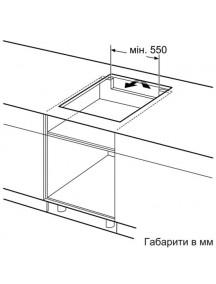 Индукционная поверхность Bosch PXE651FC1E