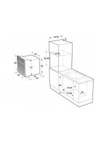 Электрический духовой шкаф Gorenje BOP747ORAB