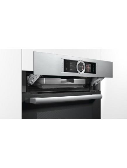 Электрический духовой шкаф Bosch HSG656RS1