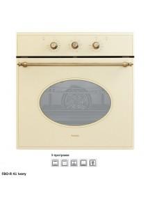 Электрический духовой шкаф Fabiano FBO-R41 Ivory