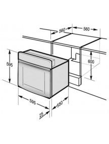 Электрический духовой шкаф Hansa BOEI67250055