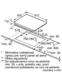 Варочная поверхность Siemens EX875KYW1E