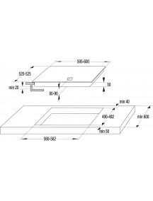 Варочная поверхность Gorenje EC 642 CLI