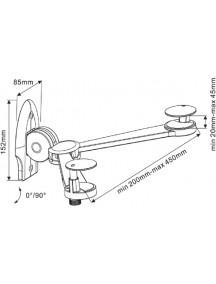 Подставка/крепление i-Tech VT-1TO