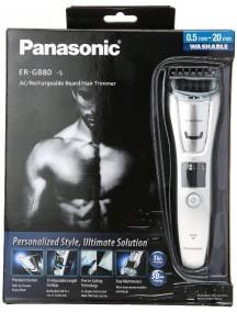 Машинка для стрижки волос Panasonic ER-GB80-S520