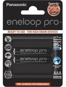 Panasonic Eneloop Pro  2xAAA 930 mAh