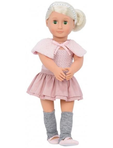 Our Generation Dolls Alexa (Ballet Dress Capele) BD31106Z