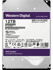 WD Purple WD121PURZ 12ТБ 256/7200
