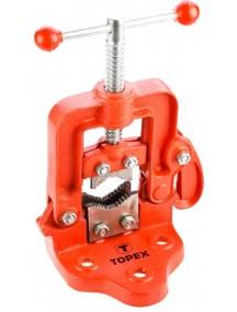 Тиски TOPEX 34D082 Ø 60мм