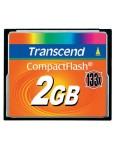 Transcend CompactFlash 133x  2ГБ