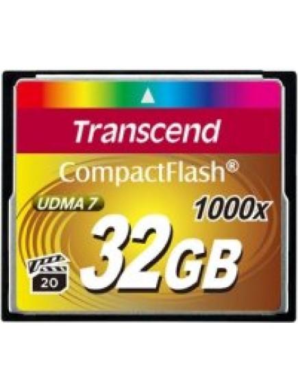 Transcend CompactFlash 1000x 32ГБ