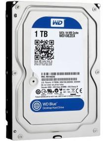 Жесткий диск WD Blue WD10EZEX 1ТБ 7200