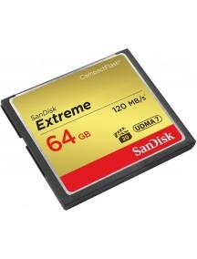 SanDisk Extreme CompactFlash 120MB/s  64ГБ