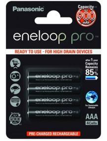 Panasonic Eneloop Pro  4xAAA 900 mAh