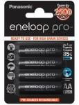 Panasonic Eneloop Pro  4xAA 2500 mAh