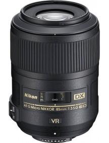 Nikon 85mm f/3.5G ED VR AF-S DX Micro-Nikkor