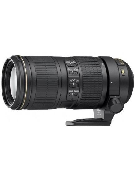Nikon 70-200mm f/4.0G ED VR AF-S Nikkor