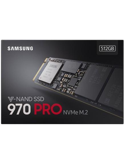 Samsung 970 PRO M.2 MZ-V7P512BW 512ГБ