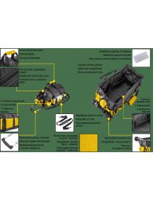 Сумка для инструментов TOPEX 79R449