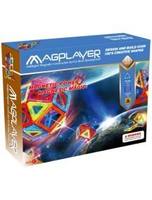Конструктор Magplayer 45 Pieces Set MPA-45