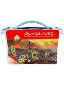 Конструктор Magplayer 66 Pieces Set MPT-66