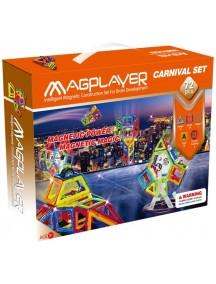 Конструктор Magplayer Carnival Set MPA-72