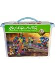 Конструктор Magplayer 198 Pieces Set MPT-198