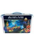 Конструктор Magplayer 268 Pieces Set MPT-268
