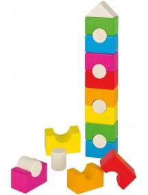Конструктор Goki Stacking Tower 58587
