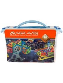 Конструктор Magplayer 48 Pieces Set MPT-48