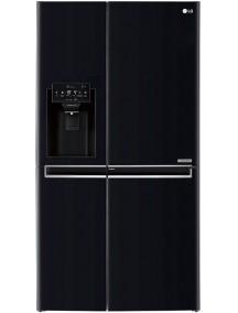Холодильник LG GS-J760WBXV черный