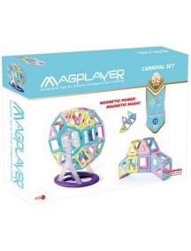 Конструктор Magplayer Carnival Set MPH2-52