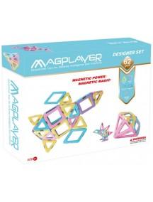 Конструктор Magplayer Designer Set MPH2-62