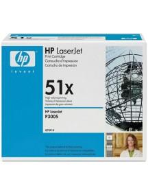 Картридж HP 51X Q7551X