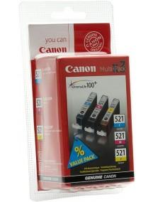 Картридж Canon CLI-521CMY 2934B010