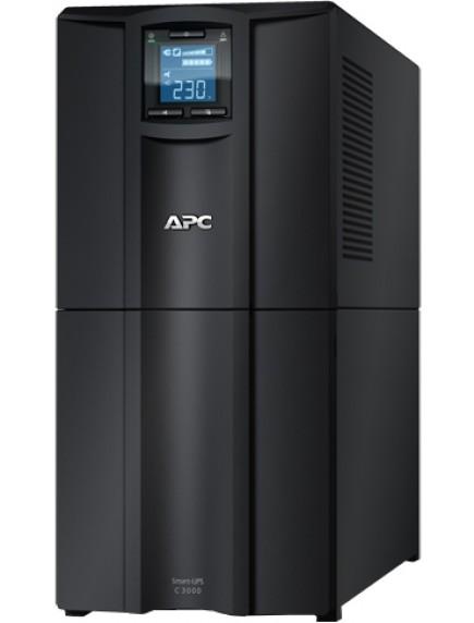 APC Smart-UPS C 3000VA LCD 3000ВА обычный USB