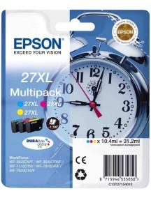 Картридж Epson 27XL MP C13T27154020