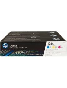 Картридж HP 126A CF341A