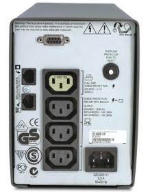 ИБП APC Smart-UPS SC 620VA 620ВА