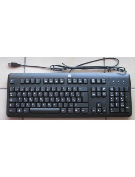 Клавиатура HP USB Keyboard for PC