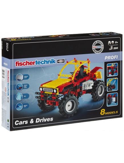 Fischertechnik Cars and Drives FT-516184