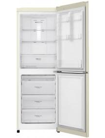 Холодильник LG GA-B379SLUL серебристый