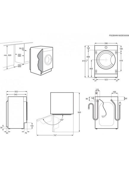 Electrolux EW7W 368 SI