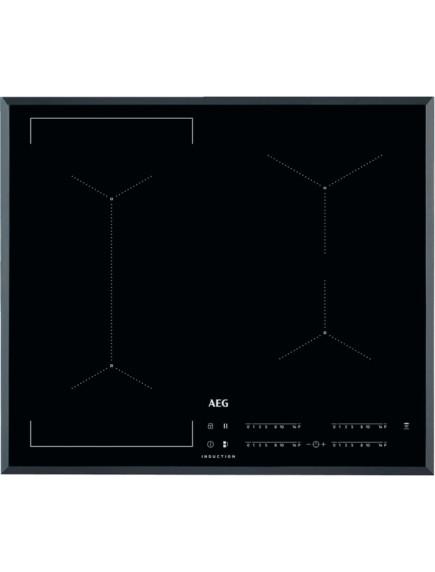 Варочная поверхность AEG IKE 64441 FB черный