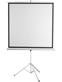 Проекционный экран 2E Tripod 145x145