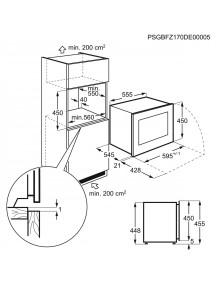 Винный шкаф AEG KWK 884520 M